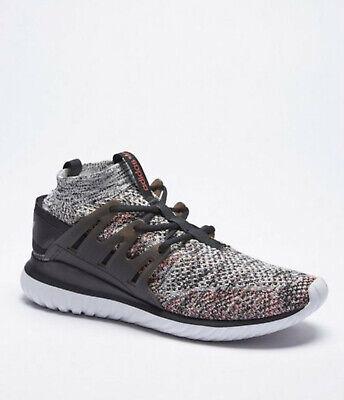 Adidas Tubular Nova Primeknit Mens Trainers Size 8.5