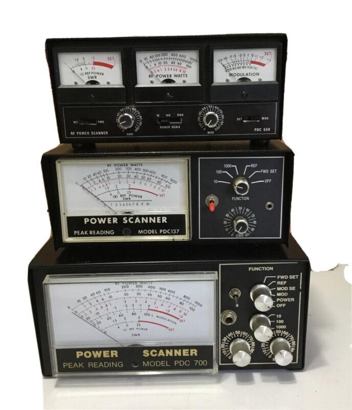 Vintage Para Dynamics 550, 137, 700 Lot