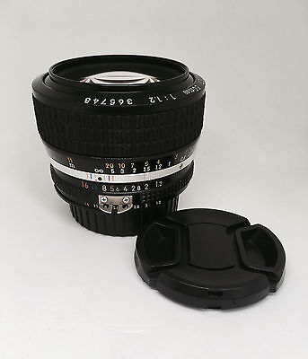 Объективы 【AS IS】Nikon Ai-s Nikkor 50mm