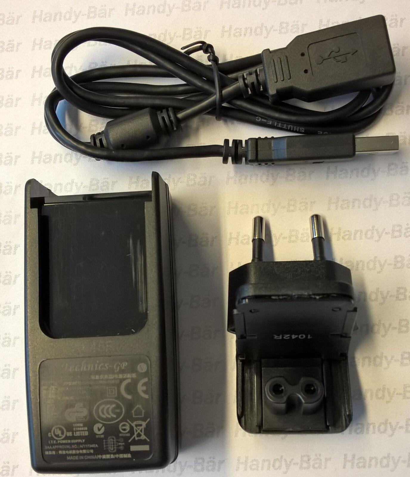 Caricabatteria 1045R completo per GE Imaging Tascabile Videocamera Subacqueo