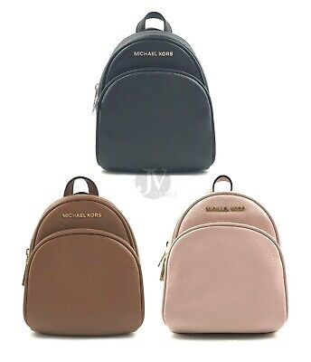 Michael Kors Giftables Abbey Leather Extra Small Crossbody Messenger Backpack