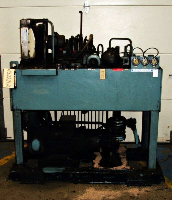 Rexroth Power Supply Unit 22KW Hydraulic Pump 15222LR