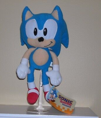 "SONIC THE HEDGEHOG 13"" SEGA PLUSH DOLL"