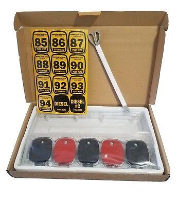 Dresser Wayne 888006-003 Ovation Pts 3 Button Panel 888006-001 889952-003