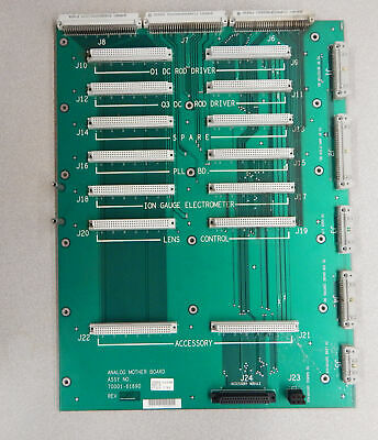 Thermo Finnigan Tsq 7000 Analog Mother Board Pn 70001-61690