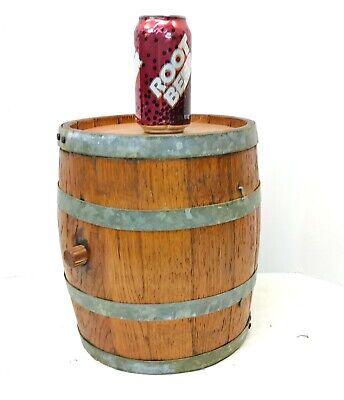 1.5L Household Mini Pine Wood Wine Barrel Keg Wooden Beer Brewing Equipment Home