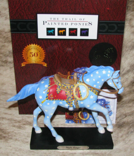 TRAIL OF PAINTED PONIES Night Ranger~Low 1E/0221~Stars Really Glow in the Dark~