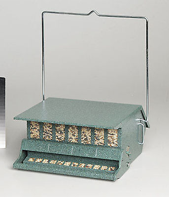 HERITAGE FARMS Squirrel proof BIRD'S CHOICE FEEDER