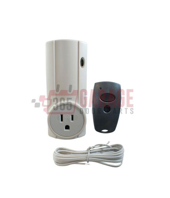 garage door receiverMarantec 75424 Garage Door Opener Plugin Radio Receiver Kit  eBay