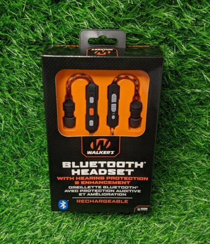 Walkers Rope Hearing Enhancer, Bluetooth, 30 dB, Dual Color - GWP-RPHE-BT