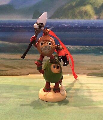 New Disney's Moana Kakamora Coconut Pirate Christmas Ornament