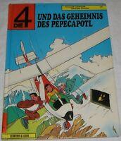 Die 4 - Geheimnis des Pepecapotl - #14 - Hardcover Nordrhein-Westfalen - Solingen Vorschau