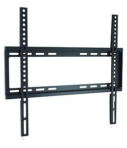 REVEZ-FF55-TV-Wall-Bracket-Fixed-Flat-Mount-32-37-40-42-46-50-55-LCD-LED-PLASMA