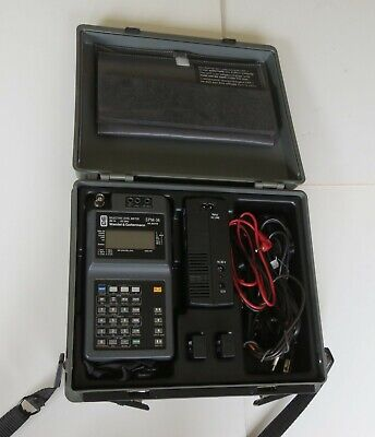 Wandel Goltermann Spm-34 Selective Level Meter 200hz ... 1.62mhz With Mk-1 Box