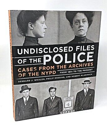 Undisclosed Files of the Police: Cases from Archives of NYPD ~ TRUE CRIME -