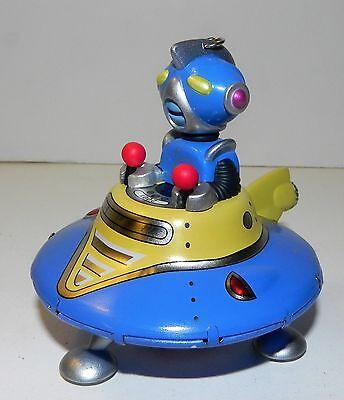 Hallmark Robot Parade Christmas Ornament with Box EUC  #2 in Series