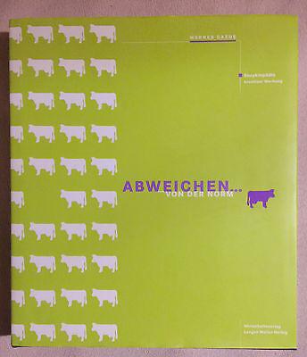 Werner Gaede - Abweichen von der Norm - Enzyklopädie kreativer Werbung
