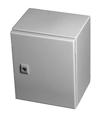 Metallgehäuse für z.B. Schaltschrank 300x300x200mm (BxHxT), Nr. 4075.1310