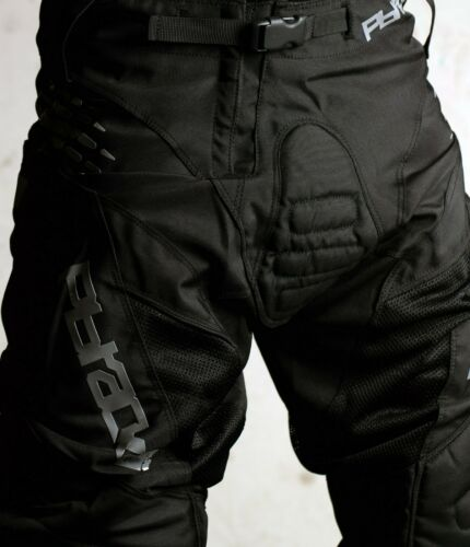 NEW 2020 PBRack STANDARD Leg Paintball Pants Black XL + SHIPS FREE PB Rack