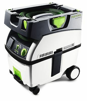Festool Mobile dust extractor CTL MIDI 240v 584162 - FREE NEXT DAY DEL