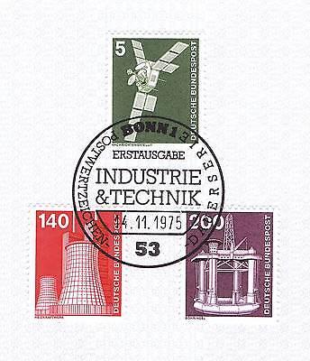 Rfa 1975: Satélite, Calor y Central Eléctrica Rig ! I&T Núm 846...