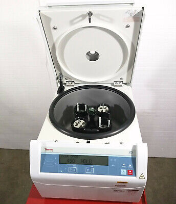 Thermo Sorvall St8 St 8 75007200 Benchtop Centrifuge Tx-150 75005701 Swing Rotor