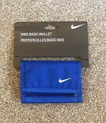 Nike Basic Wallet - Blue
