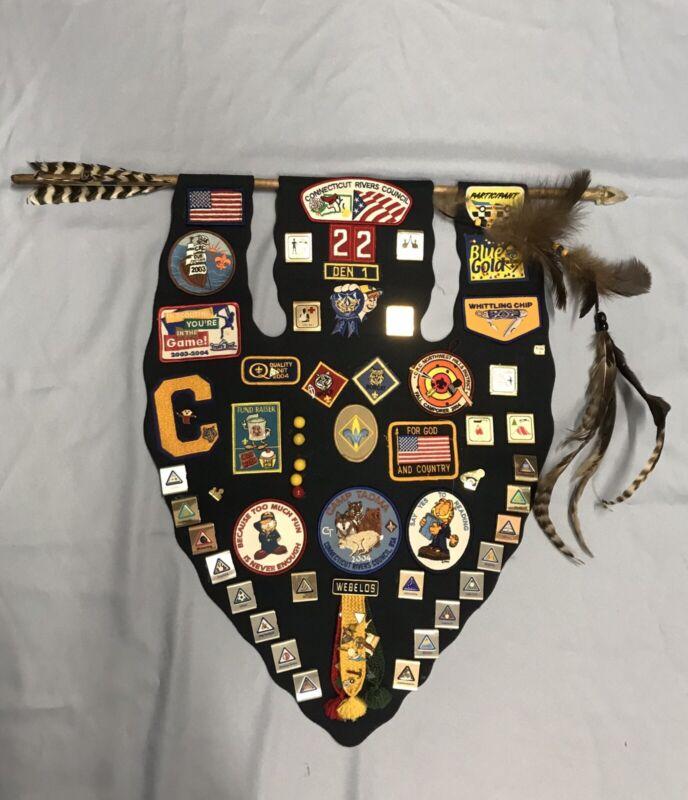 cub scout Lot Show Piece