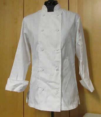 Chef Works Chef Shirt Coat White Size Small Own The Kitchen Nwt