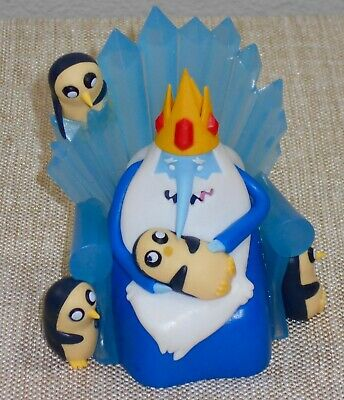 Adventure Time Figure_The Nice King and Gunter_Loot Crate_Exclusive Figure_3 3/4