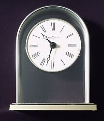 Howard Miller Reminisce Quartz Mantle/Tabletop Clock Model 613-118A