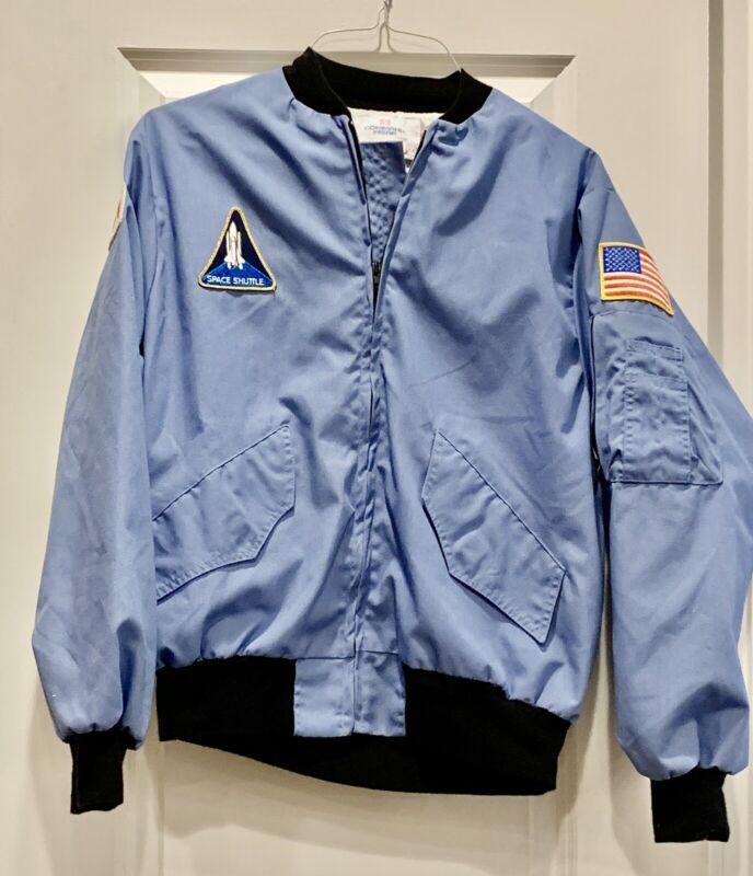 MENS COMMAND WEAR NASA Costume Space Jacket SIZE Medium Vintage
