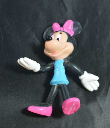 """Walt Disney World Resort 4"""" Minnie Mouse  Bendable Minnie Mouse toy"""