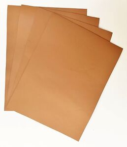 leather sheets for crafts veg leather pieces of sheepskin large craft pack 4 4857