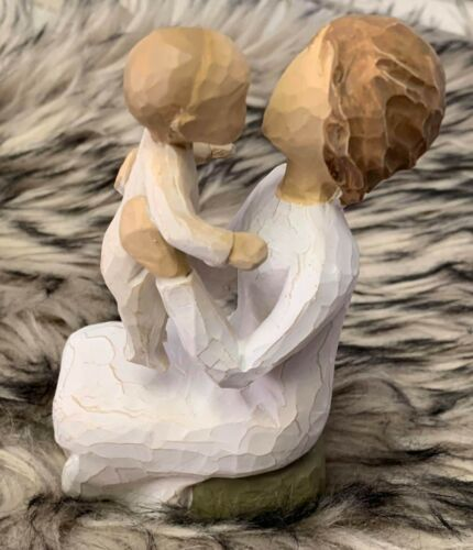 DEMDACO-Willow Tree Grandmother, sculpted hand-painted figure_#26072