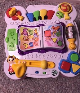 Leap frog entertainment Toddler Table