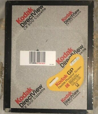 Kodak Directview Cr 500 Cassette 24x30 No Plate