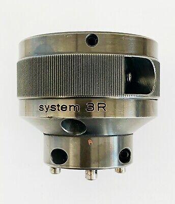 System 3r Edm 4 X 90 Mini Manual Lathe Chuck Tooling 3r-321.2