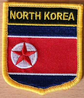 AFGHANISTAN Shield Country Flag Embroidered PATCH Badge P1