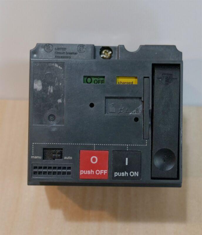 SQUARE D 31546 Motor-Mechanism Compact MT250 125VDC Coil