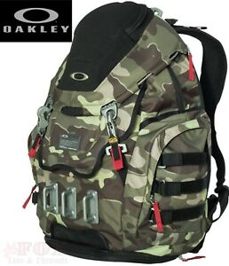Oakley Camo Backpack   eBay