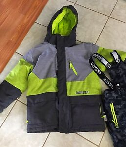 Boys Snow Suit Size 12