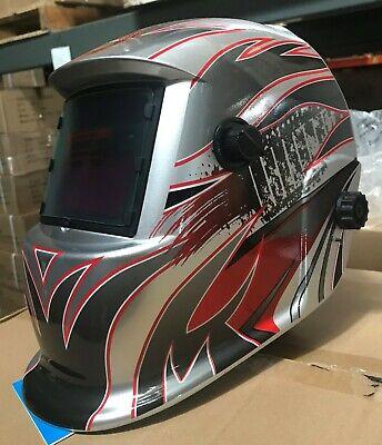 Art Solar Auto Darkening Welding Helmet Arc Tig Mig Certified Mask Grinding