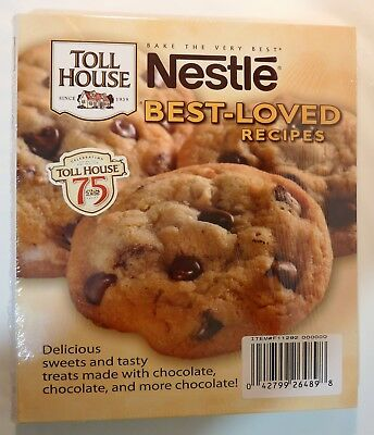 Baked Cookie Recipes (Nestle Toll House Recipe Cookbook ~ Cookies Desserts Chocolate No-Bake)