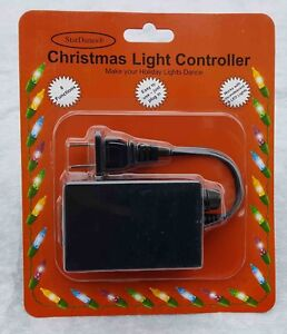 8 Function Christmas Light Controller (Without Timer)
