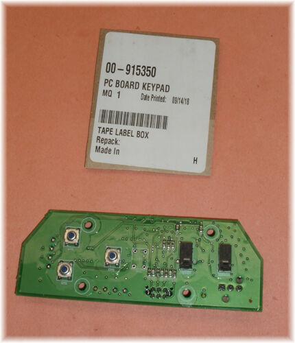 Used Working Hobart PC Board Keypad 00-915350 *LOOK*