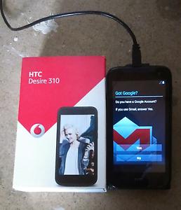 HTC Desire 310 Cygnet Huon Valley Preview