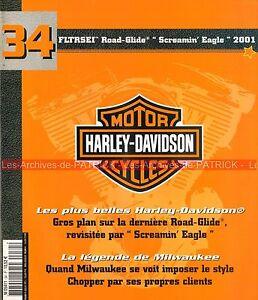HARLEY DAVIDSON FLTRSEI 1550 Road Glide Screamin Eagle 2001 Histoire Chopper HD - France - État : Trs bon état: Livre qui ne semble pas neuf, ayant déj été lu, mais qui est toujours en excellent état. La couverture ne présente aucun dommage apparent. Pour les couvertures rigides, la jaquette (si applicable) est incluse. Aucune p - France