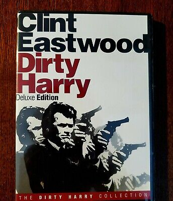 Clint Eastwood DIRTY HARRY * DVD - 2008 Deluxe Edition * Dirty Harry Collection