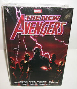 The New Avengers Vol 1 Marvel Comics Omnibus Brand New Factory Sealed Retail$125